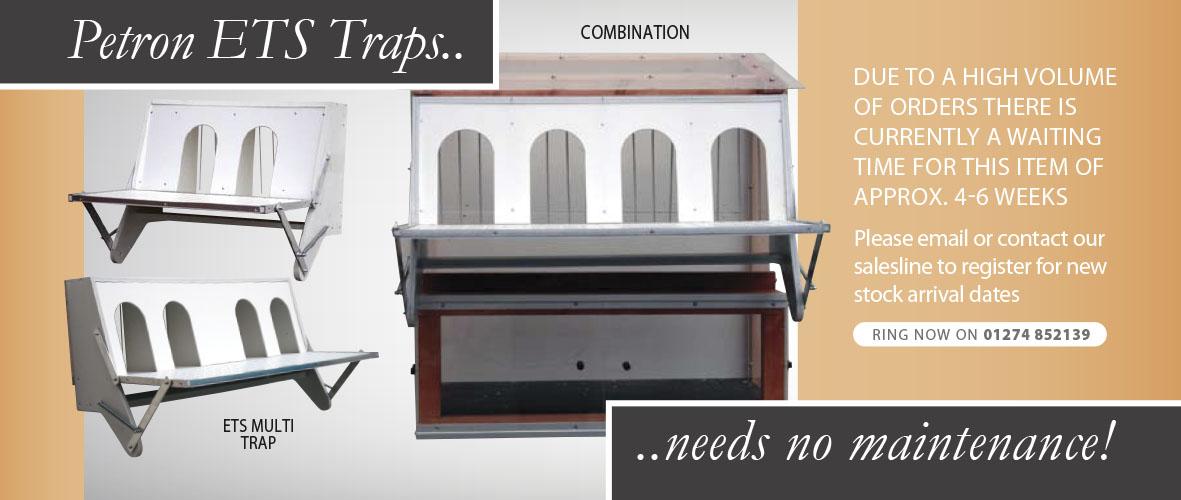 ETS traps