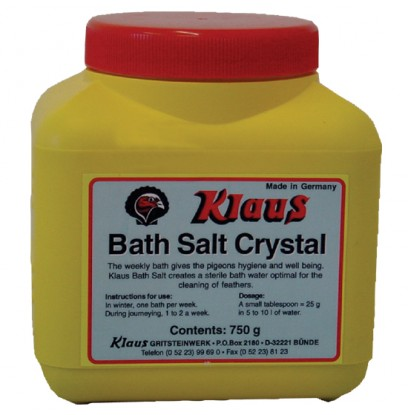 Bath Salt Crystals