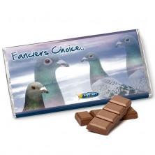Fanciers Choice Belgian Chocolate Bar