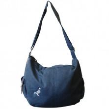 Denim Pigeon Bag