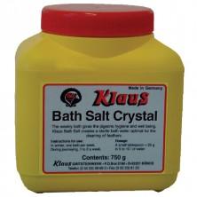 Bath Salt Crystals