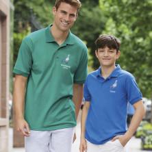 Pigeon Polo Shirt Junior