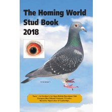 British homing world stud book 2019