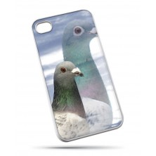 I-Phone Cover Pigeon 4 & 4s
