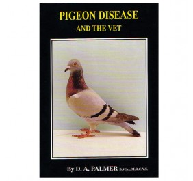 Pigeon Disease and the Vet Book