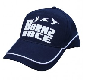 Born to Race Baseball Cap (Junior)