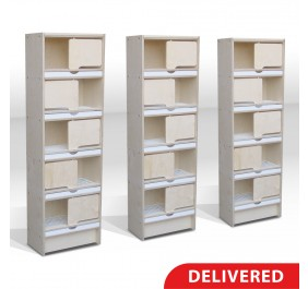 3 sets 10 Delux Perches Delivered