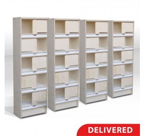 4 sets 10 Delux Perches Delivered