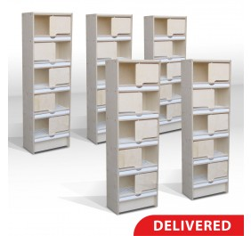 5 sets 10 Delux Perches Delivered