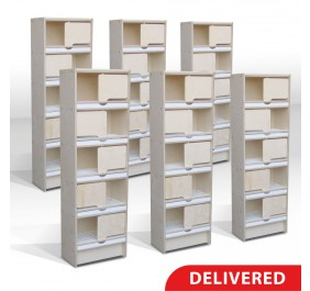 6 sets 10 Delux Perches Delivered