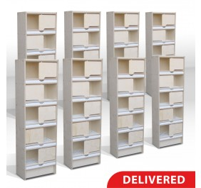 8 sets 10 Delux Perches Delivered