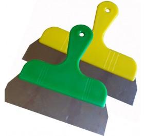 Plastic Hand Scraper 20cm