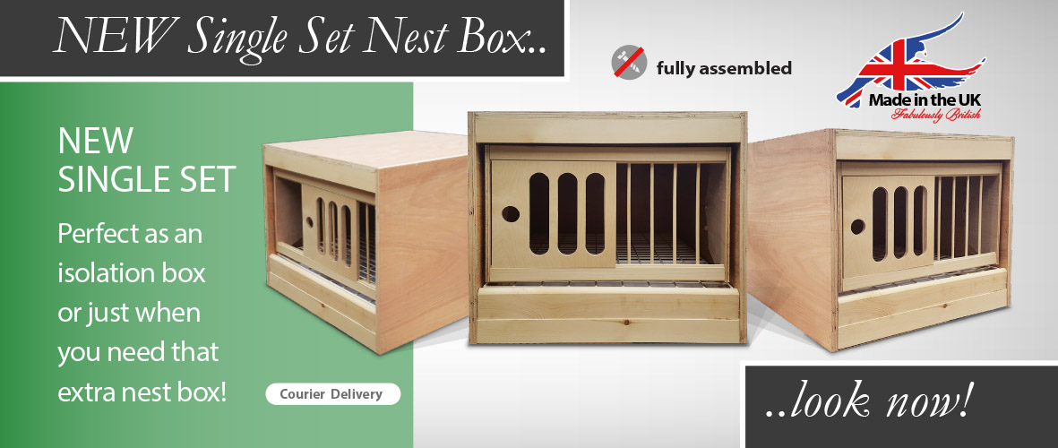 Single Nest Box